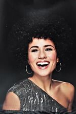 BLACK AFRO WIG Disco Curly Funky Adult Halloween Women Disco Costume Hair NEW