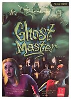 Ghost Master Pc Brand New Sealed Retail Box Free US Shipping -Nice