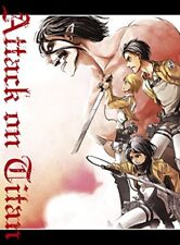 Used Attack on Titan Part 1 Crimson Bow and Arrow Limited Edition Blu-ray CD