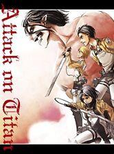Parte utilizada Attack on Titan 1 carmesí Arco y Flecha Edición Limitada Blu-Ray CD