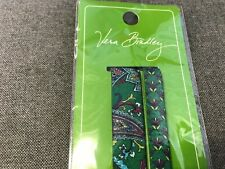 Vera Bradley Emerald Paisley Stretch Headband Set #14236-169 NEW