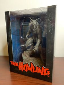 The Howling Werewolf Statue Figure (PCS Collectibles) Limited Edition