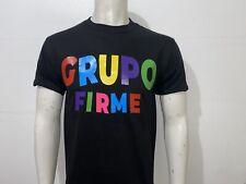 Grupo Firme T Shirt New S-5Xl Fast Shipping!!!