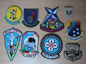US - AIR FORCE Abzeichen  und andere (Stoff)
