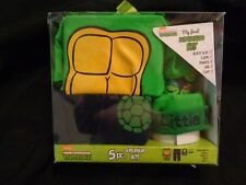 Teenage Mutant Ninja Turtles 5 Piece Set My First Super Hero Kit 0-6 months NEW