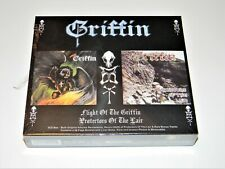 Griffin - Flight Of The Griffin / Protectors of The Lair 2020 3CD
