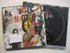 "MAGIC NUMBERS ""UNDECIDED - THE MAGIC NUMBERS EP"" - MAXI CD"