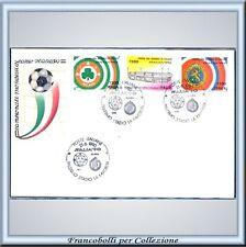 Mondiali Calcio Italia Palermo Stadio Favorita 21-6-990