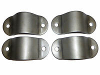 EMPI 3161 FRONT END MOUNTING CLAMPS X4 VW LINK PIN BALL JOINT RAIL BUGGY BUG