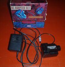 Nintendo Virtual Boy AC Adapter Set -Complete in Box