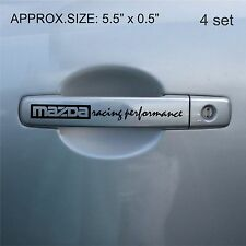 Racing Performance Design For Mazda Car Vinyl Decals/Stickers