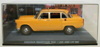 Fabbri 1/43 Scale Diecast Model - Checker Marathon Taxi - Live and Let Die