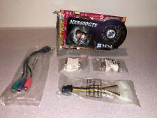 MSI NX8600GTS-T2D256E HD OC