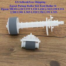 US Epson Pickup Roller Kit Feed Roller fr ME10 L110 L210 L220 L300 L301 L310L350