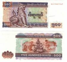 MYANMAR 500 Kyat (2004) P-79 UNC Banknote
