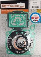 Top End Gasket Set Kit Kawasaki KX250 KX 250 1993-2002