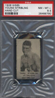 1928 W565 Young Stribling Boxing PSA 8.5 pop 1 (None Higher) *687333