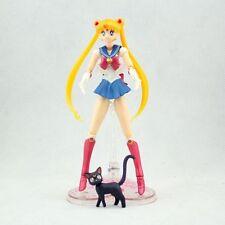 Sailor moon Anime Manga Figuren Set H:15cm Neu