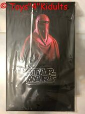 Hot Toys MMS 469 Star Wars VI Return of the Jedi Royal Guard 1/6 Figure NEW