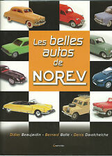 Les belles autos de NOREV De geschiedenis van de familie Véron + autominiaturen