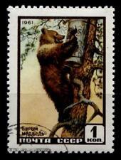 Braunbär. 1W. Gest. UdSSR 1961