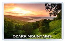 OZARK MOUNTAINS MOD2 FRIDGE MAGNET SOUVENIR IMAN NEVERA
