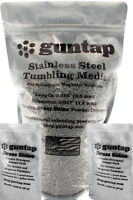 "12.5 Pounds Stainless Steel Tumbling Media Pins 12.5lb .047"" x .255"" Made in USA"