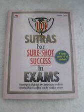 10 SUTRAS FOR SURE-SHOT SUCCESS IN EXAMS Book India
