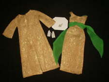 Vintage 1965 BARBIE Doll GOLDEN GLORY Outfit – AS IS