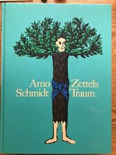 Arno Schmidt, Zettels Traum, Fischer 6. Auflage 2004 - sehr gut