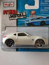 Maisto 2009 Nissan 300Z Fresh Metal 1:64