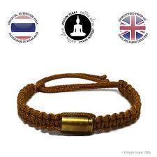 Authentic Blessed Buddhist Wristband Handmade Karma Bracelet Lucky Bullet *SALE*