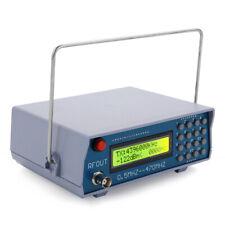 0.5MHz-470MHz RF Signal Generator Meter Tester for FM Radio Debug Digital X7D0