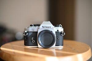 Nikon FG 35mm Film Body (MINT)