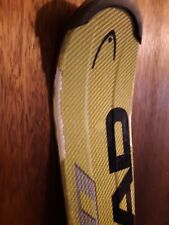 Downhill Skis with Bindings: Head size 177