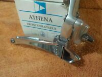 Campagnolo Front derailleur, Athena, braze-on, 9-10 speed, brand new in box