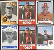 1978-83 Houston Astros Minor League Player Lots - Choose from List, Scarce Cards