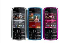 "Original Nokia 5730 XpressMusic 5730XM 3G Wi-Fi GPS 2.4"" Slider QWERTY CellPhone"