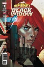 Infinity Countdown Black Widow #1 Marvel Putri Duggan Virella Avengers 62018