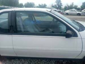 94-96 Toyota Camry Right Front Passenger Side Door Manual