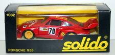 SOLIDO 1/43 - N.1032 PORSCHE 935 - RED