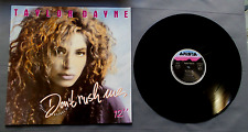 "DISQUE VINYL MAXI 45T INT/TAYLOR DAYNE ""DON'T RUSH ME""ARISTA 611 687 GERMANY"