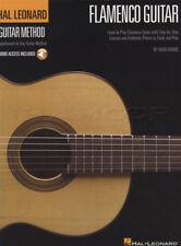 Chitarra Flamenca Hal Leonard METODO PER CHITARRA MUSICA SCHEDA AUDIO Libro IMPARARE A SUONARE
