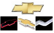 2 Way White & Red LED Light Chev Malibu emblem plate 2011-2017 NEW
