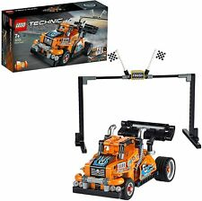LEGO Technic Race Truck (42104) 2-in-1 Pull-Back Motor New Sealed
