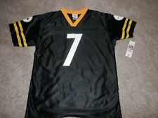 PITTSBURGH STEELERS BEN ROETHLISBERGER JERSEY YOUTH 18/20 XL BRAND NEW WITH TAGS
