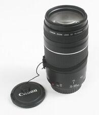 75-300MM 75-300/4-5.6 CANON EF III METAL MOUNT, WITH CAPS/166441