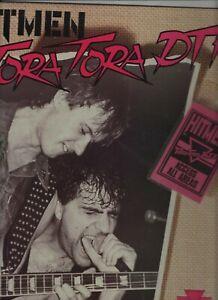 HITMEN Tora Tora DTK LP AUSSIE GARAGE ROCK N ROLL Radio Birdman Lime Spiders