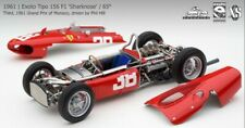 Exoto 1/18 Ferrari 1961 #38156/65° F1 Sharknose Third Monaco Phil Hill GPC97200