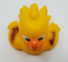 Chocobo Rubber Duck Final Fantasy Ducky Signed Kitase Kamikokuryo Uki FFXIII-2